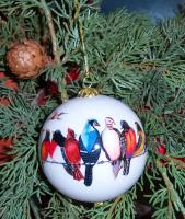 Songbird Essentials Ornament, Chorus Line