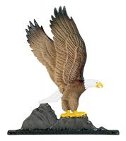 "30"" Eagle Weathervane - Rooftop Color"