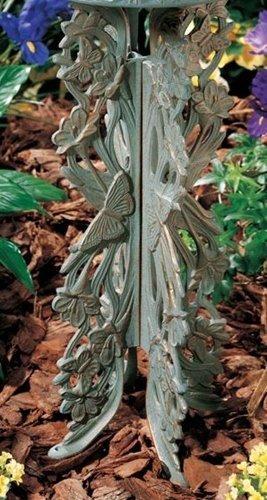 Whitehall Butterfly Pedestal - Oil Rub Bronze
