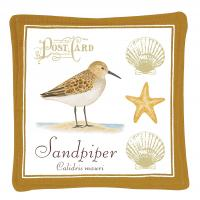 Alice's Cottage Sandpiper Spiced Mug Mat