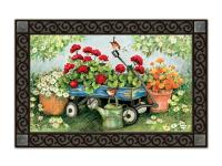 Magnet Works Geraniums by the Dozen MatMate