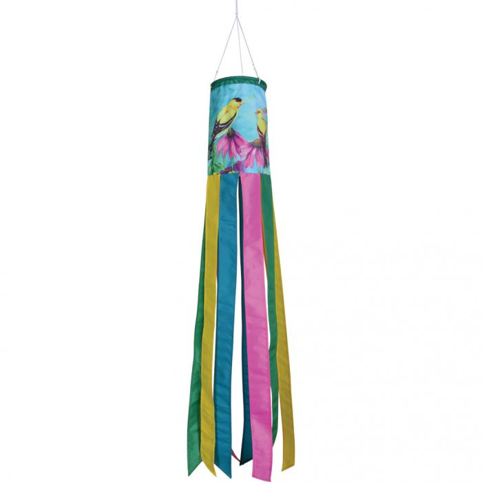Premier Designs Summer Goldfinches Windsock