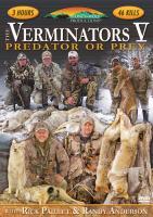 Stoney-Wolf Verminators 5- DVD
