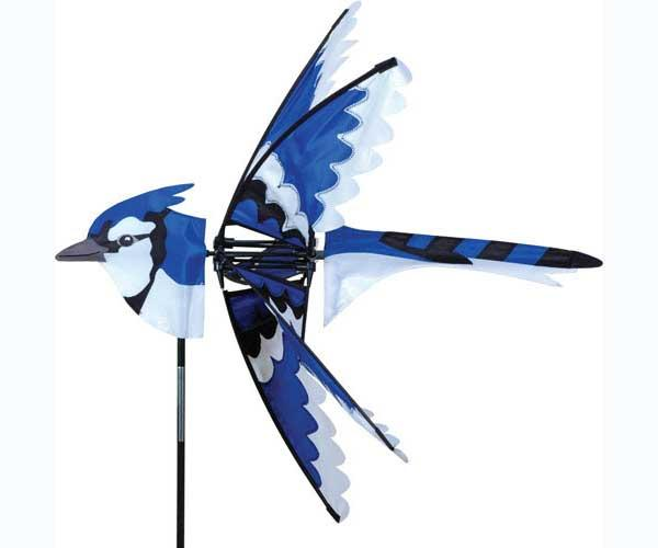 Premier Designs Eastern Blue Jay Spinner