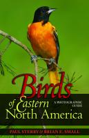 Princeton University Press Birds of Eastern North America