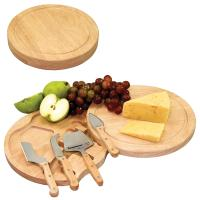Picnic Time Circo Cutting Board and Tools