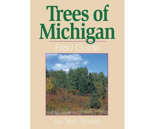 Adventure Publications Trees Michigan Field Guide