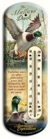 American Expeditions Mallard Tin Thermometer