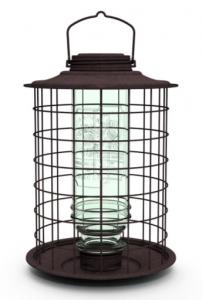Wire Caged Feeders by Classic Brands