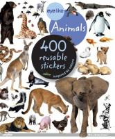 Workman Publishing Eyelike Animals 400 Reusable Stickers