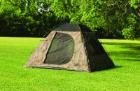 Texsport Camouflage Headquarters Square Dome Tent