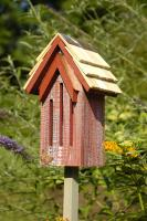 Heartwood Mademoiselle Butterfly House, Red Whitewash