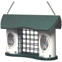 Vari-Crafts RTT3 Triple Treat Bird Feeder