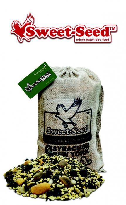 Sweet-Seed Short-n-Sweet 5Lbs. Ultra-Premium Bird Feed Blend