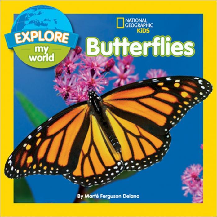 Random House Explore My World Butterflies