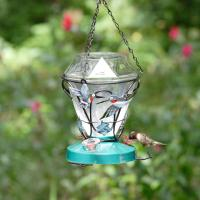 Perky Pet 24 Ounce Hummingbird Bird Feeder