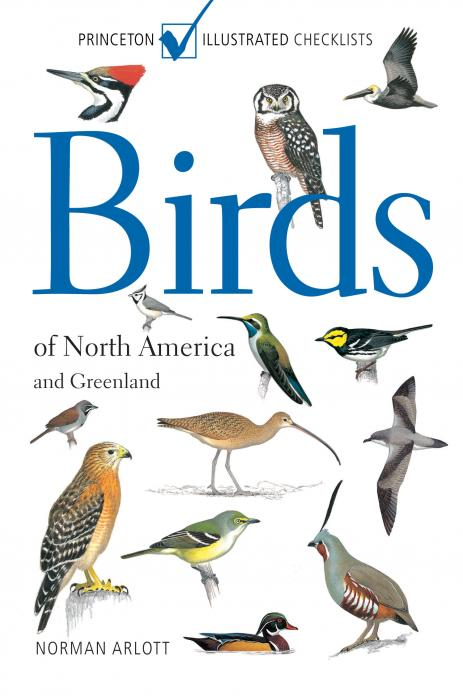 Princeton University Press Birds of North America and Greenland