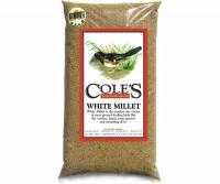 Cole's Wild Bird Products White Millet 20 lbs.