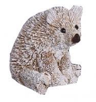 Brushart Bear Polar 7 inch Frosted