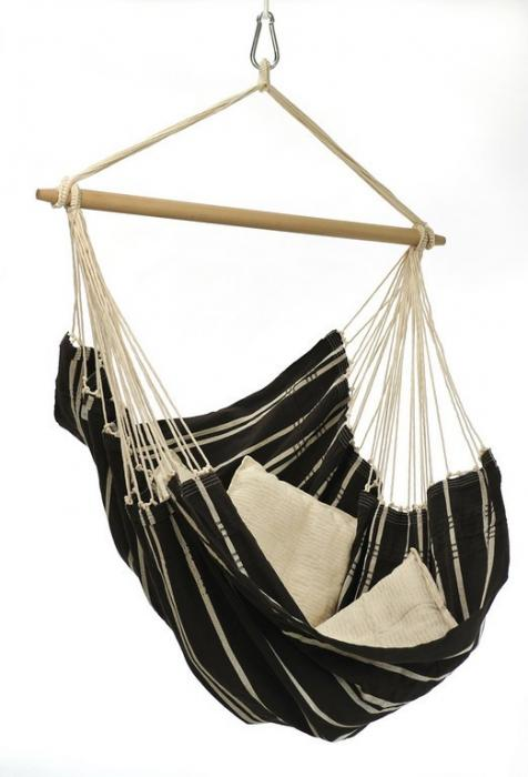 Byer of Maine Brazil Hammock Chair, Mocha