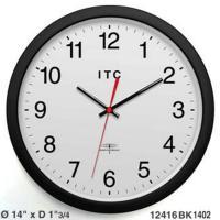 Infinity Time Keeper Wall Clock