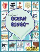 Lucy Hammett Ocean Bingo