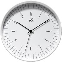Infinity Belle Air White Wall Clock