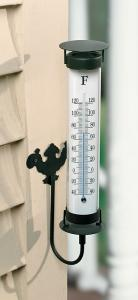 Thermometers & Gauges by River City Cuckoo Clocks
