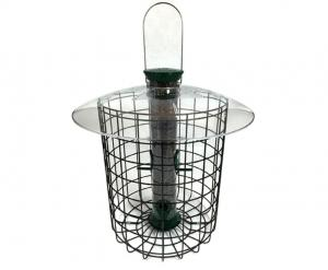 Wire Caged Feeders by Droll Yankees