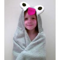 Frog Bath Robe