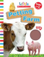 Scholastic Books Petting Farm