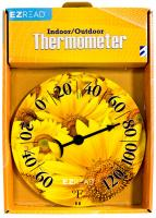 Headwind Sunflowers Dial Thermometer 8 inch