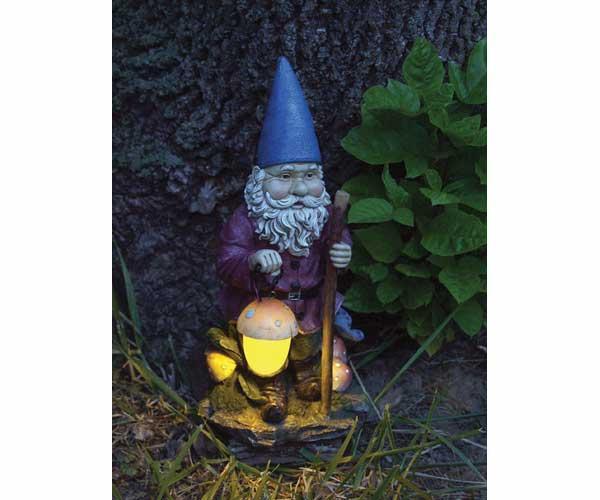 Echo Valley Hiking Solar Gnome