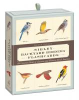 Random House Sibley Backyard Birding Flashcards