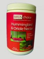 Bird's Choice 24oz Oriole & Hummingbird Nectar