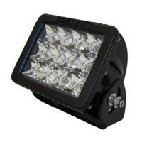 GoLight Gxl LED Floodlight - Fixed Mount - Black