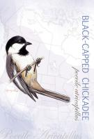 Tree Free Greetings Black-Capped Chickadee Eco Notes