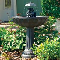Smart Solar Umbrella Series Solar Fountain
