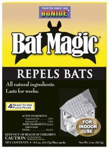 Bonide Bat Magic 4 pk