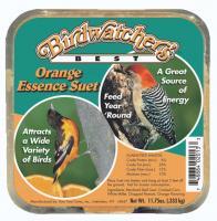 Pine Tree Farms Orange Essence Suet 11 oz