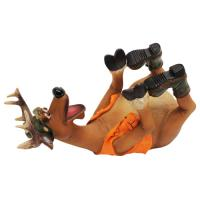 Rivers Edge Products Deer Wine Bottle Holder