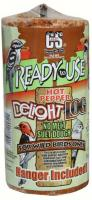 C & S Products RTU Hot Pepper Delight Log 2 lbs