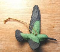 Songbird Essentials Hummingbird Ornament