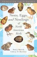 Princeton University Press Nests, Eggs, and Nestlings of North American Birds