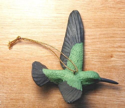 Songbird Essentials Hummingbird Ornament
