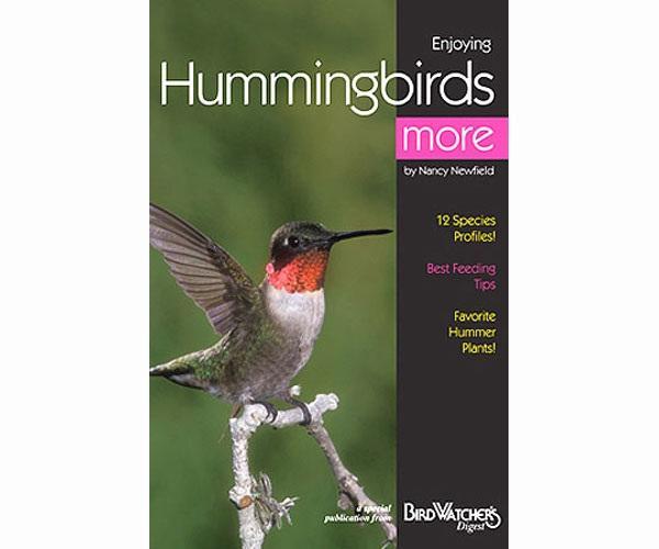 Bird Watcher's Digest Enjoying Hummingbirds More