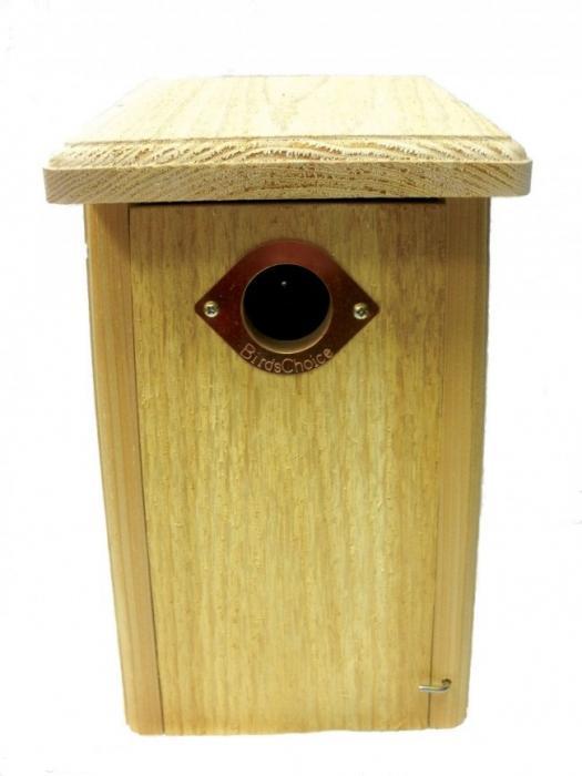 Bird's Choice Wall-mount Nest Platform