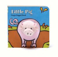 Chronicle Books Little Pig Finger Puppet Book