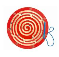 Magnetic Circle Express (Set of Two)