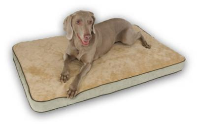 K&H Manufacturing Memory Sleeper Small Sage 18in.X26in.X3.75in.